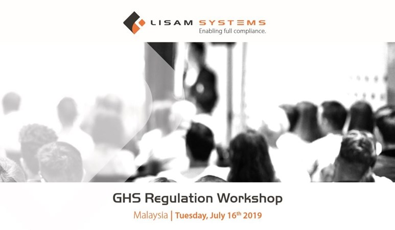Exclusive invitation to LISAM GHS workshop at Kuala Lumpur